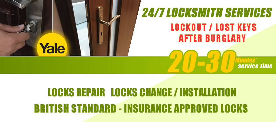 New Cross locksmith services